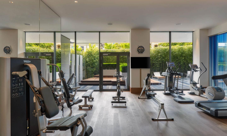 fitness en Hotel Royal Savoy