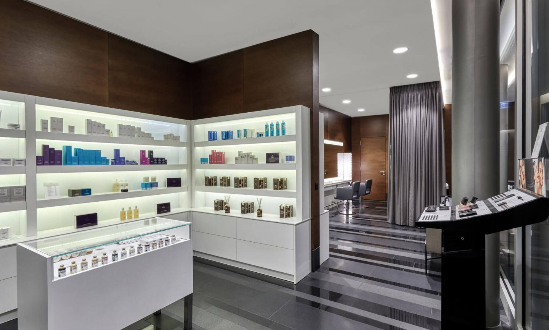 Hair Salon & Essentiels Beauté en Royal Savoy Lausanne