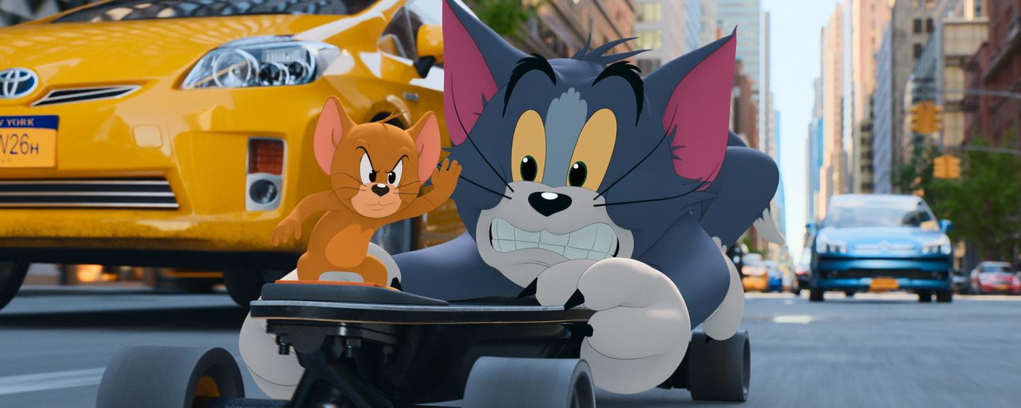 Tom & Jerry, Familienfilm